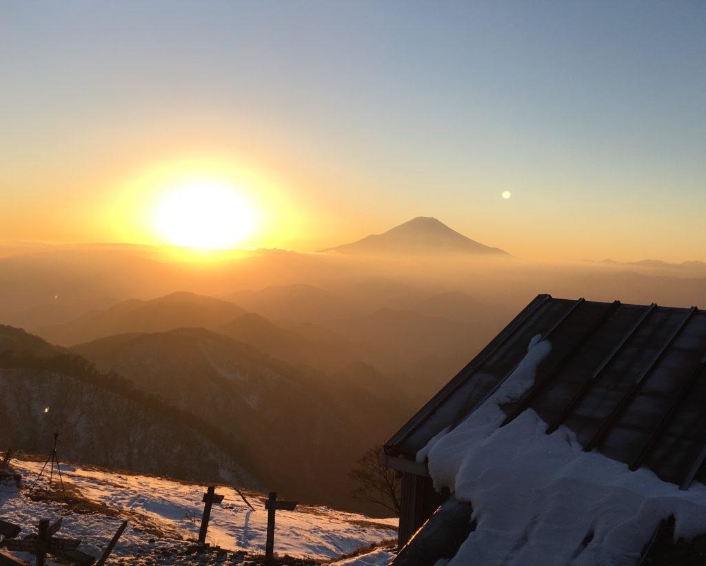 富士山2017-7